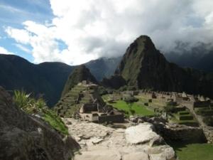 Machu Picchu Nice View