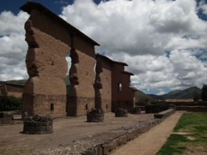 Virococha Temple