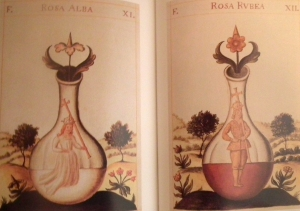 The alchemical process required the balance of male and female aspects