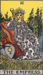 The Empress in Tarot