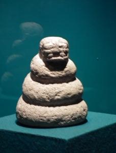The Kundalini serpent at Teotihucan