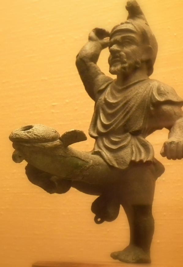 Roman fertility statue, Napoli