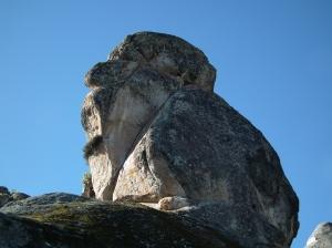 Markhuasi stone carving