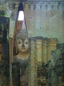 30m Tall Talking Buddha...