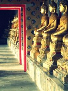 Enlightened Buddhas