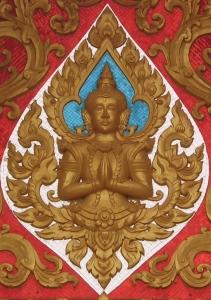The Three Jewels symbol