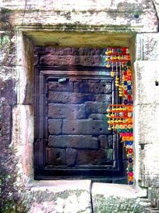 The Buddha Shrine in Krael Ko