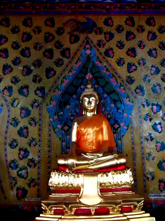 Buddhism is steeped with hidden meaning