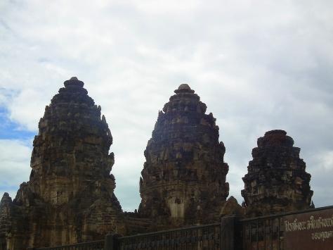 Phra Prang Sam Yod, Lopburi, Thailand