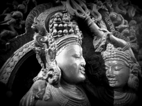 Shiva and Shakti, consciousness and energy