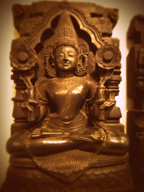 Hindu Sun God Surya