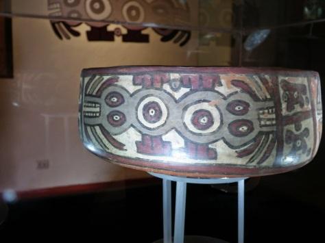 Akilla - Ancient Andean Ceremonial Cup