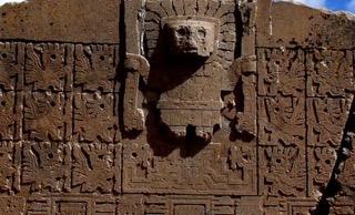 Andean Sun God Wirococha/Chocqeuchinchay