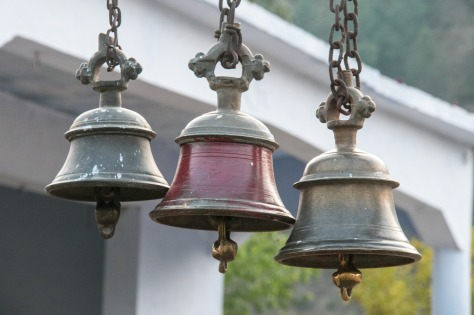 Bells are symbolic of super consciousness