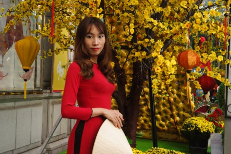 Vietnamese Tet New year