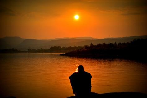 Non-thinking is meditation