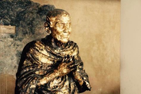 Buddhas understand the concept of reincarnation